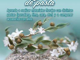 Taller: Flores y tocados de pasta