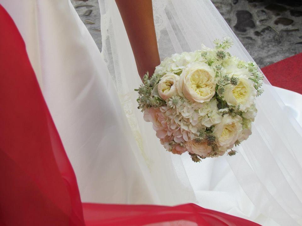 Ramo de novia en Pecci