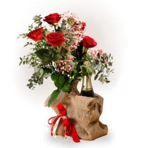 rosas con moscato